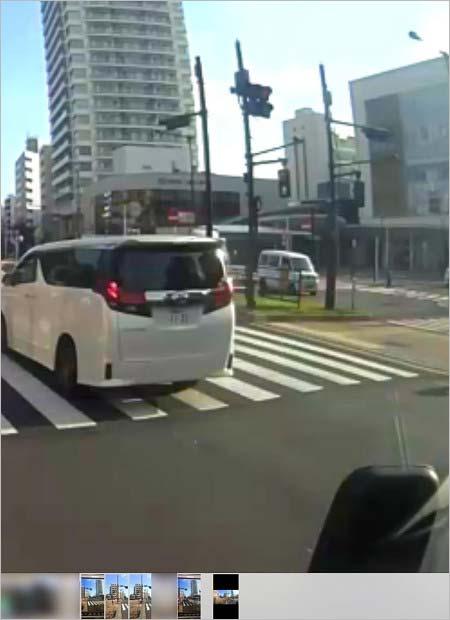 吉澤ひとみ容疑者の飲酒ひき逃げ事故現場のドラレコ映像リーク画像