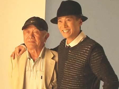 中居正広と父親・正志