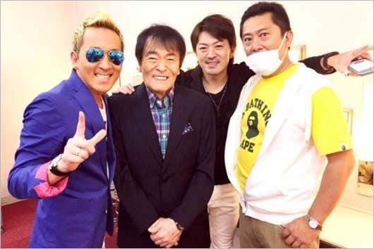 平尾昌晃の長男、次男、三男