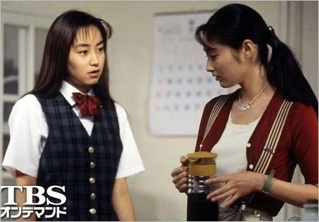 ドラマ『愛していると言ってくれ』に出演していた矢田亜希子&常盤貴子