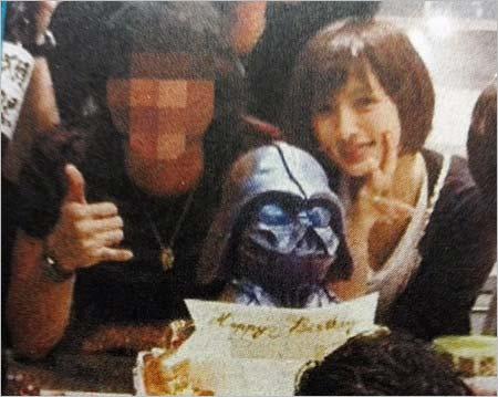 GOD SELECTION XXX宮崎泰成と元カノ・夏菜プライベート2ショット画像