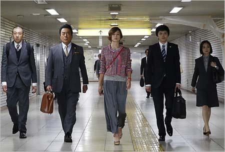 テレ朝ドラマ・リーガルV第1話のシーン画像