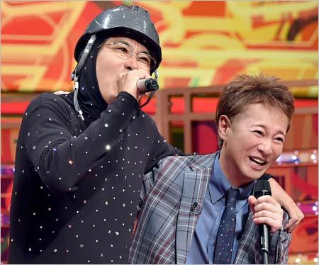 UTAGE!共演の石橋貴明(いしばしたかあき)&中居正広(なかいまさひろ)