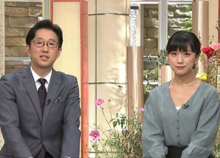 報道ステーション金曜日の小木逸平(こぎいっぺい)&竹内由恵アナ(タケウチヨシエ)