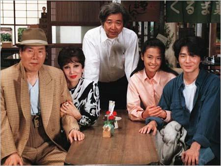 後藤久美子ら『男はつらいよ』出演者