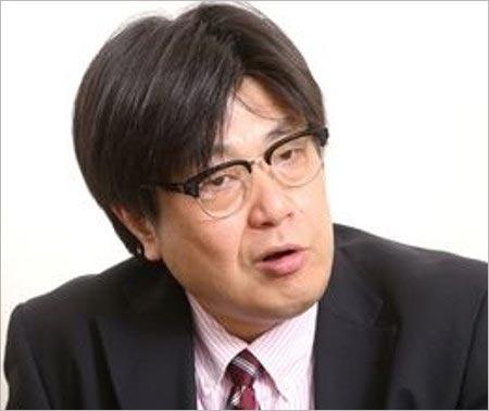 NHK大河ドラマプロデューサー吉岡和彦