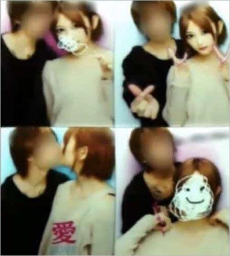 志田愛佳と彼氏のキスプリクラ流出画像、週刊文春が公開