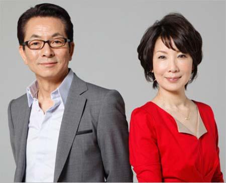 水谷豊・伊藤蘭夫妻
