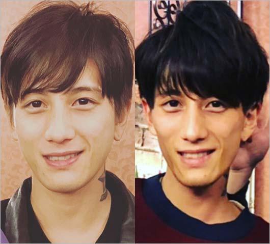 Nosukeが激ヤセ前と激やせ後の顔画像