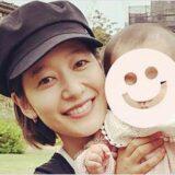 吉田明世アナと長女