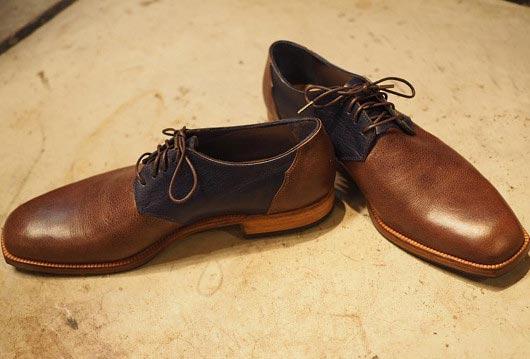 花田優一の靴