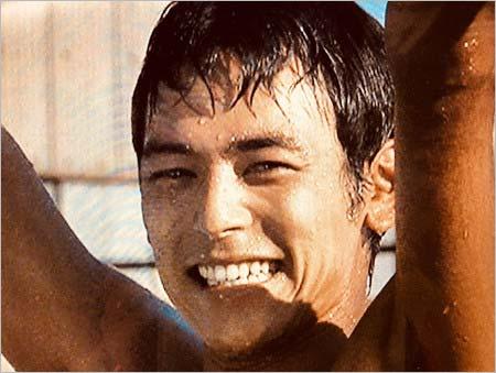 妻夫木聡『ウォーターボーイズ』出演当時の顔画像
