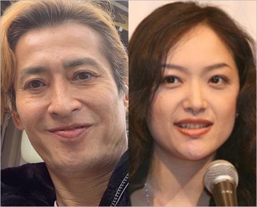 大沢樹生と元妻・喜多嶋舞