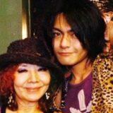 戸川昌子と長男NERO
