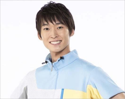 新体操のお兄さん・福尾誠