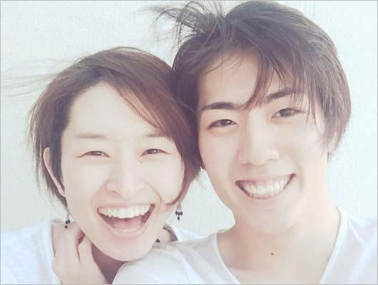 島袋寛子と夫・早乙女友貴