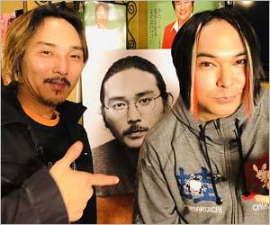 美勇士と桑名正博のニセ長男・乃羅