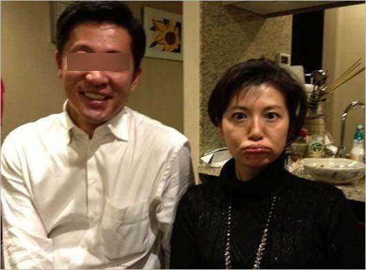 南野陽子と夫