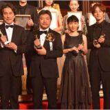 第42回日本アカデミー賞の最優秀賞受賞者