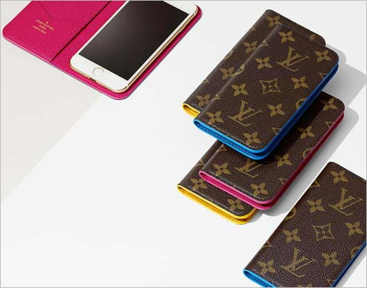 ルイ・ヴィトンのiPhoneケース