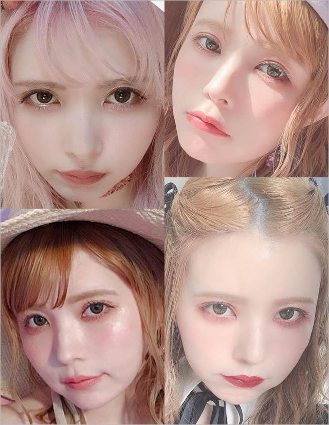 益若つばさSNS投稿の顔画像