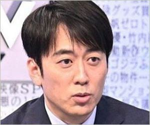 TBS安住紳一郎アナウンサー