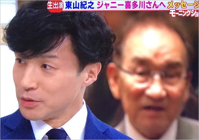 東山紀之・ジャニー喜多川社長の訃報