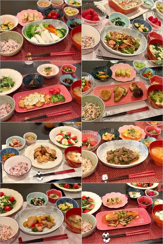 真野恵里菜の手料理写真