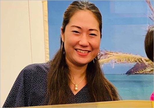木下紗佑里選手が生前フェイスブックに投稿の画像