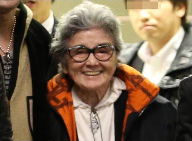 メリー喜多川副社長