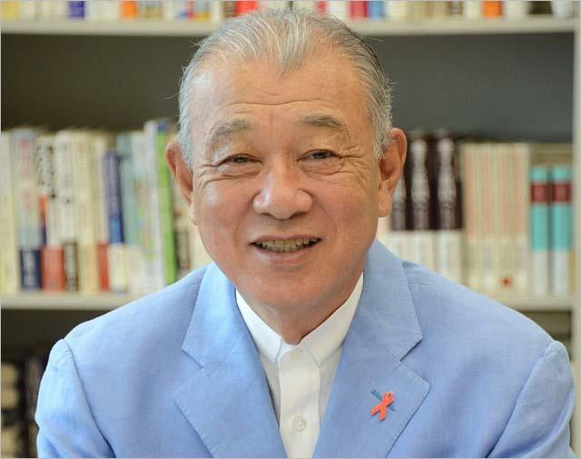 日本財団の笹川陽平会長