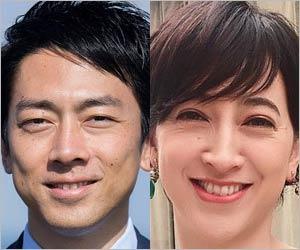 小泉進次郎&滝川クリステル