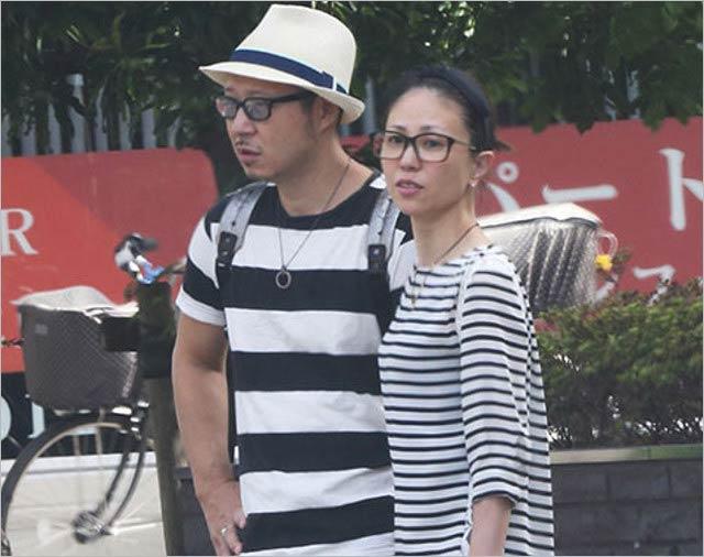 MAXナナと夫チノのプライベート画像