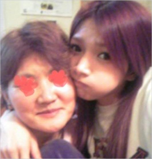後藤真希がブログ投稿の母親・時子とのツーショット