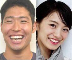 萩野公介選手&miwa
