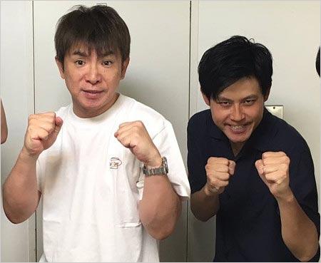 よゐこ濱口優&オジンオズボーン篠宮暁