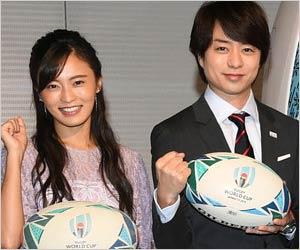 小島瑠璃子と櫻井翔