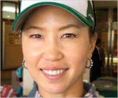 女子ゴルフ上田桃子