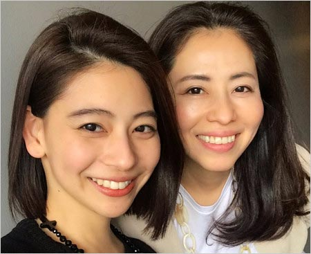 玉森裕太の彼女でモデル貴田理沙と母親・貴田加野