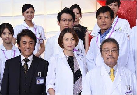 ドクターX・第6シリーズ出演者の画像