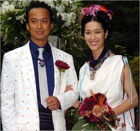 椎名桔平 山本未来 結婚