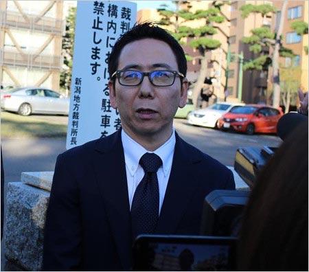 AKS代理人・遠藤和宏弁護士