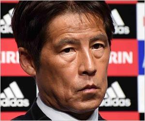 元サッカー日本代表監督・西野朗
