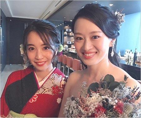 チキパ渡辺亜紗美と姉