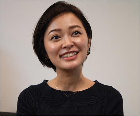 アイドルプロデュースプロジェクトを始動した市井紗耶香
