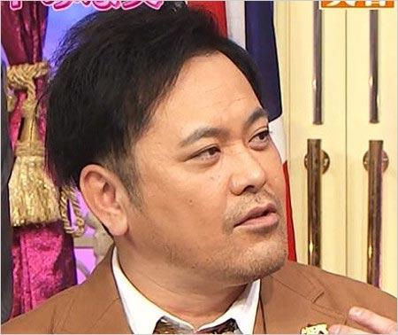 太ってヒゲを生やした現在のくりぃむしちゅー有田哲平