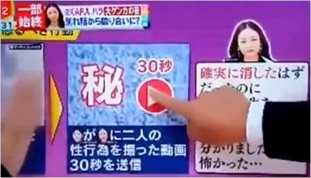 宮根誠司アナウンサーがク・ハラのリベンジポルノ事件で問題行動