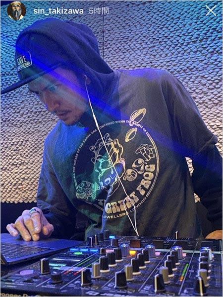 DJ長瀬智也