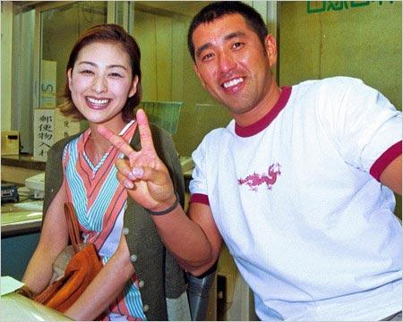 清原和博と元妻・清原亜希