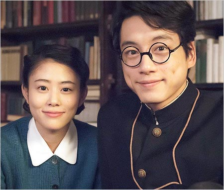 高畑充希・坂口健太郎がとと姉ちゃん共演時のツーショット画像